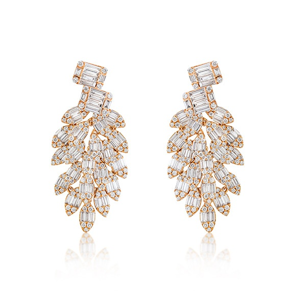 Boucles Kate Orchid